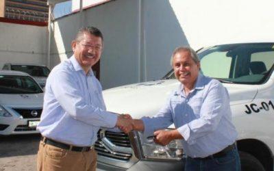 Después de ahorros de 2 años, invierte JCAS 10.5 mdp en vehículos para la sierra