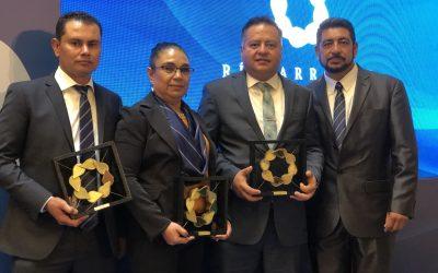 """Reciben distinción nacional """"Gonzalo Río Arronte"""" tres Juntas de Agua de Chihuahua"""