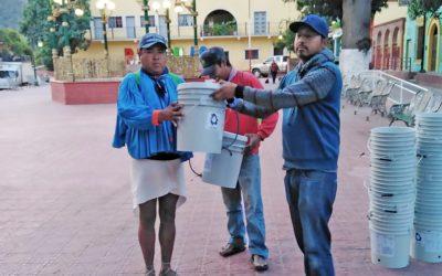 Lleva JCAS agua potable a Morelos, Batopilas y Urique