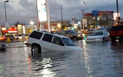 Gobierno del Estado invierte en prevención de inundaciones en Juárez