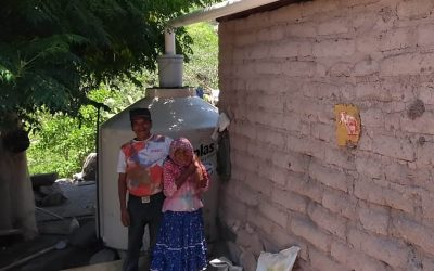 TC Energía, OSC y JCAS llevan agua potable a 121 localidades serranas