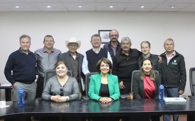 JCAS se reúne con Alcaldes para obras del 2020