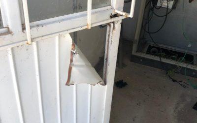 Afectan robos a más de 550 familias en Meoqui