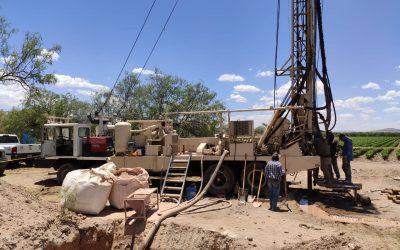 JCAS mejora el abasto de agua potable en Barranco Blanco, Rosales