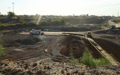 Invierte Estado 618.8 mdp en obras para evitar inundaciones en Juárez