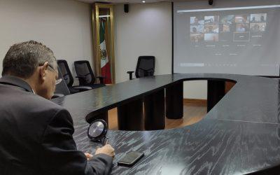 Presenta JCAS obras que evitarán inundaciones en Ciudad Juárez