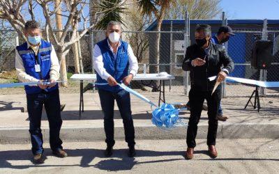 Incorpora JCAS nuevo pozo de agua potable para 2,200 habitantes de El Molino