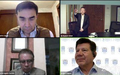 Reactivan capítulo Chihuahua de la AMH con el nombramiento de Óscar Ibáñez como titular
