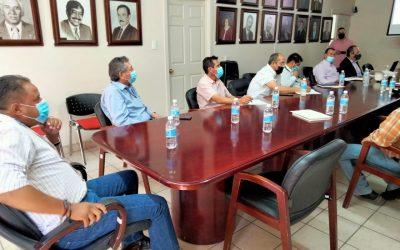 Se reúnen JCAS, el Organismo de Cuenca Río Bravo y Conagua para mejorar el servicio de agua en Jiménez